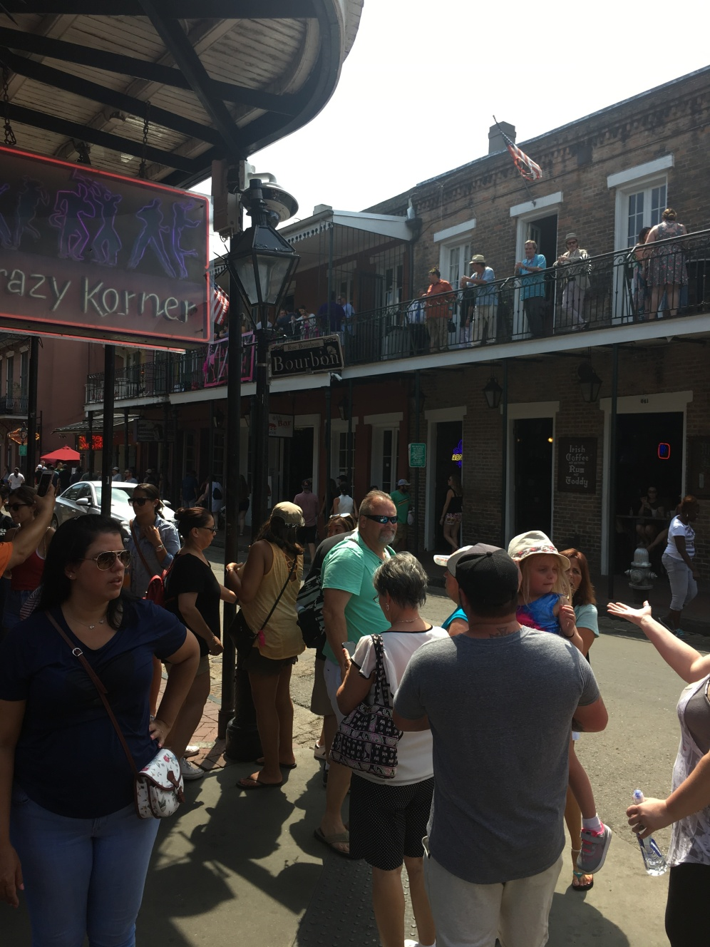 Bourbon Street!